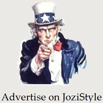 Advertise on JoziStyle