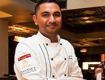 DineJoziStyle-Maximillien-DAVINCI-Hotel-Edward-Chamberlain-Bell Radio Today johannesburg Food Chef Sylvester Nair (1)